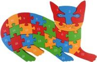 Pigloo Cat Puzzle(26 Pieces)