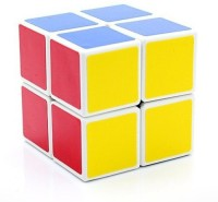 Adichai 2 x 2 Magic Rubik Speed Cube(1 Pieces)