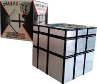 VAIBHAV 3*3 Shengshou Silver Mirror Cube(1 Pieces)