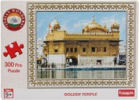 FUNSKOOL Indian Wonders - Golden Temple(300 Pieces)