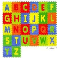 Kiddy 26Pcs Alphabet Puzzle Mat (A-Z) PMS-9003(26 Pieces)