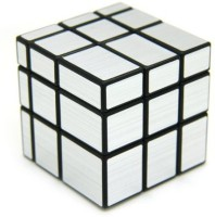 As Retailers Shengshou 3x3 Silver Mirror Cube(1 Pieces)