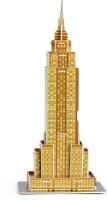 GeekGoodies Empire State Building 3D Puzzle(39 Pieces)