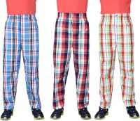 Belmarsh Men's Checkered Pyjama(Pack of 3)