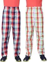 Belmarsh Mens Checkered Pyjama(Pack of 2)
