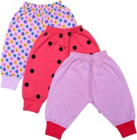 Little Stars Baby Girls Pyjama(Pack of 3)