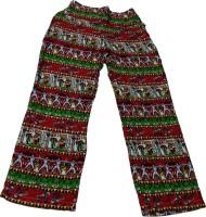 POGO Girls Loose Pant Pyjama(Pack of 1)
