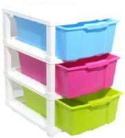 View Aristo Houseware Plastic Wall Shelf(Number of Shelves - 3) Price Online(Aristo Houseware)