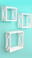 View AYMH MDF Wall Shelf(Number of Shelves - 3) Price Online(AYMH)