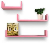 View Acme Production Wooden Wall Shelf(Number of Shelves - 3) Furniture (Acme Production)