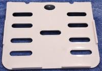 View SmridhiG Milky Plastic Wall Shelf(Number of Shelves - 1, White) Furniture (SmridhiG)