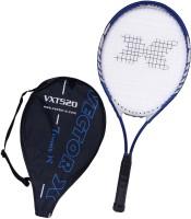 Vector X Vxt 520 26 inches White, Blue Strung Tennis Racquet(Pack of: 1, 290 g)