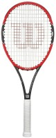Wilson Pro Staff 97 LS L3 (4 3/8) Unstrung(Red, Black, Weight - 306 g)