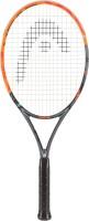 Head Graphene XT Radical S Orange, Black Unstrung Tennis Racquet(G3 - 4 3/8 Inches, 700 g)