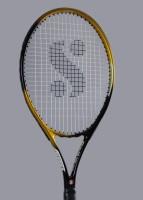 Silver's PROFEEL-77 Strung Tennis Racquet