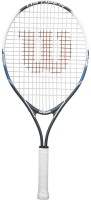 Wilson US Open 25 Multicolor Strung Tennis Racquet(G1 - 4 1/8 Inches, 220 g)