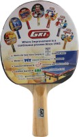 GKI Kung Fu Red, Black Table Tennis Racquet(Pack of: 1, 350 g)