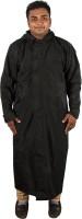 Cardulis Distinct Coat Solid Men's Raincoat thumbnail