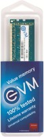 EVM DDR3 4 GB (Dual Channel) PC DRAM (EVMT4G1333U86D/ EVMT4G1333U88D)