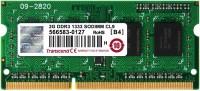 Transcend Low Voltage DDR3 2 GB (Dual Channel) Laptop SDRAM (TS256MSK64V3N)(Green)