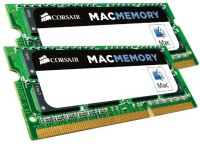 Corsair Corsair DDR3 DDR3 16 GB (Dual Channel) Mac DDR3 (Corsair CMSA16GX3M2A1600C11 16GB Dual Channel Memory Kit)(Blue)