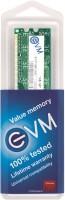 EVM DDR2 1 GB (Dual Channel) PC DRAM (EVMP1G667U68C/ EVMP1G667U88D/EVMP1G800U68D)