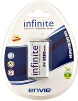 Envie Envie Infinite 1* PP3 300mah Rechargeable Alkaline Battery