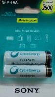 Sony Nh-Aa-B2gn Rechargeable Ni-MH Battery
