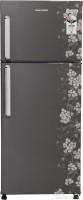 Kelvinator 190 L Frost Free Double Door Refrigerator(Grey Gulmohar, KPP202HG-FFA)