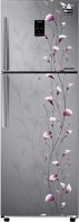Samsung 340 L Frost Free Double Door 3 Star Refrigerator(Tender Lily Silver, RT37K3993SZ)