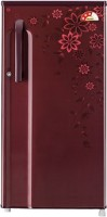 LG 188 L Direct Cool Single Door 3 Star Refrigerator(Coral Ornate, GL-B191KCOQ)