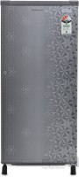 Kelvinator 190 L Direct Cool Single Door Refrigerator(Geometry Grey, KW203EFYRG)