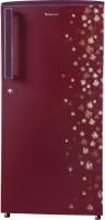 Panasonic 215 L Direct Cool Single Door 5 Star Refrigerator(Maroon Glitter, NR-A221STMGP)