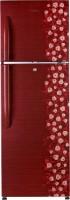 Haier 247 L Frost Free Double Door 2 Star Refrigerator(Red Liana, HRF-2673CRI-R)