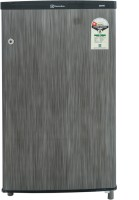 Electrolux 80 L Direct Cool Single Door 1 Star Refrigerator(Silver Hairline, ECO90PSH/EC091PSH)