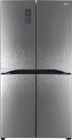 LG 725 L Frost Free Side by Side 2 Star Refrigerator(Shiny Mosaic, GR-M24FWAHL)