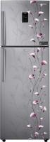SAMSUNG 275 L Frost Free Double Door 3 Star Refrigerator(Tender Lily Silver, RT29JSMSASZ/TL)
