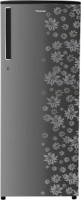 Panasonic 245 L Direct Cool Single Door 5 Star Refrigerator(Grey, NR-A246STGFP)