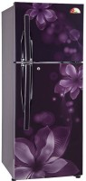 LG 255 L Frost Free Double Door Refrigerator(Purple Orchid, GL-Q282RPOY)