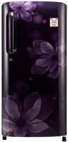 LG 190 L Direct Cool Single Door 4 Star Refrigerator(purple orchid, GL-B201APOX)