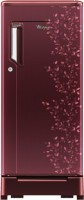 Whirlpool 185 L Direct Cool Single Door 4 Star Refrigerator with Base Drawer(Wine Imperia, 200 ICEMAGIC POWERCOOL ROY 4S)