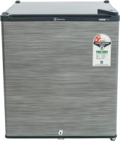 Electrolux 47 L Direct Cool Single Door Refrigerator(Silver Hairline, EC060PSH/EC062PSH)