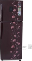Samsung 253 L Frost Free Double Door 2 Star Refrigerator(Tender Lily Red, RT28K3922RZ/NL)