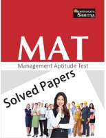MAT Solved Papers(Paperback, Editorial)