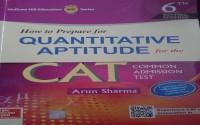 How To Prepare Quantitativw Apptitude For The Cat 2015(Paperback, Arun Sharma)