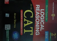 How To Prepare Logical Reasoning For The Cat 2016(Paperback, Arun Sharma)