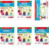 Cardinal Fun Learning Books - Nursery (Set Of 6)(Paperback, Sheth Publishing House)