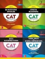 How To Prepare For The CAT Exam (Set Of 4 Books) By Arun Sharma(Paperback, Arun Sharma, Meenakshi)