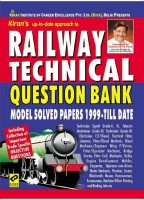 Railway Technical Exams Question Bank Model Solved Papers 1999-Till Date (Based On Memory)(Paperback, Think Tank of Kiran Prakashan, Pratiyogita Kiran & KICX)