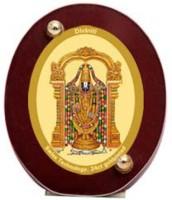 Sitare Balaji Diviniti Gold Photo Religious Frame
